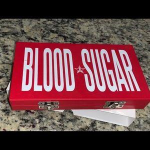 Jeffree Star Blood Sugar eye palette